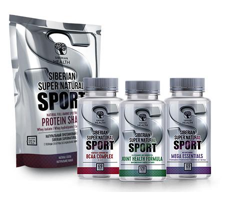 Спортивное питания для здоровья