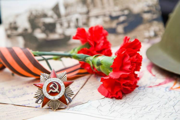 В преддверии Дня Победы