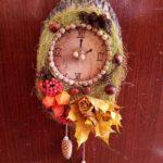 Осенние часы Кузнецова Елизавета 4 А МОУСОШ 8 - №57